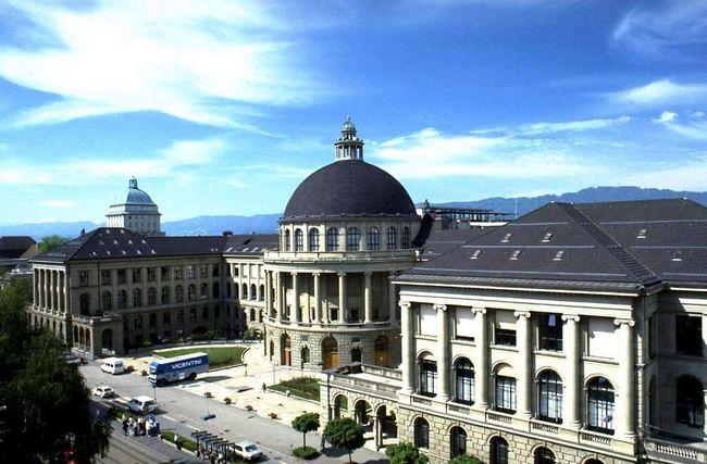 دانشگاهETH Zurich