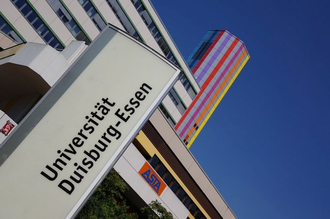دانشگاه University-of-Duisburg-Essen آلمان