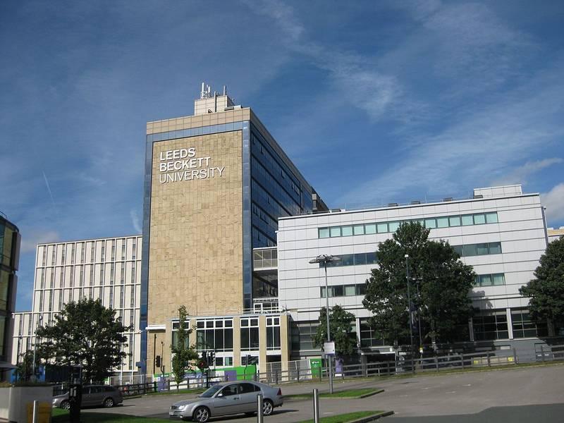 دانشگاه Leeds Beckett یک دانشگاه در شهر لیدز کشور انگلستان