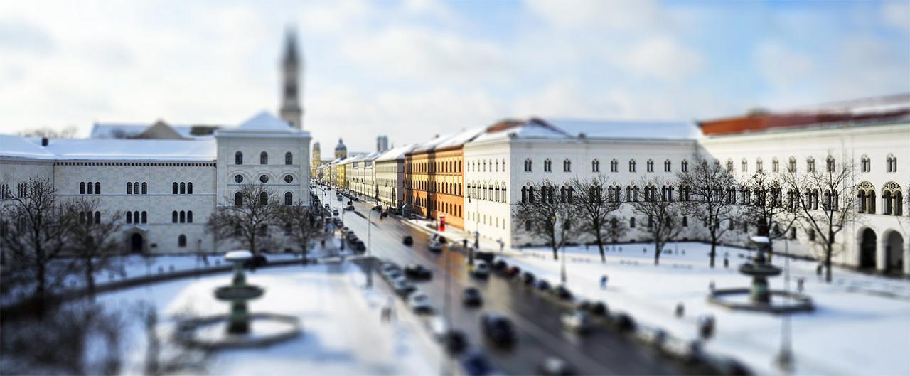دانشگاه LMU Munich آلمان