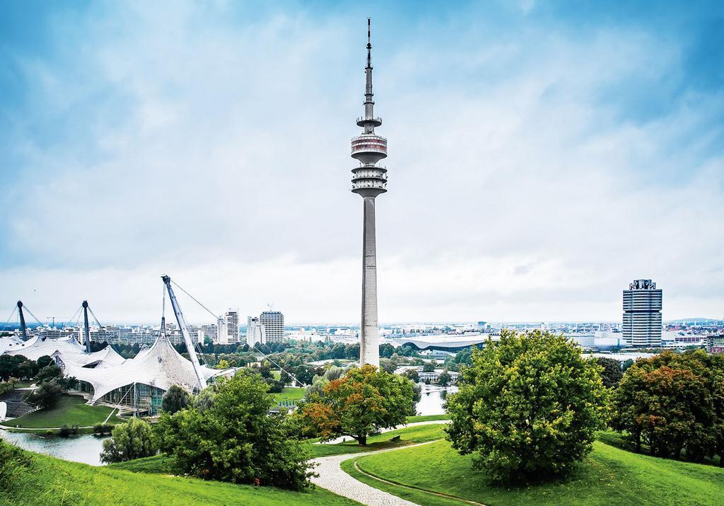 مونیخ رتبه ششم برترین شهرهای دانشجویی جهان