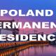 اجازه اقامت لهستان
