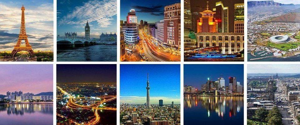 بهترین شهرهای جهان برای کار