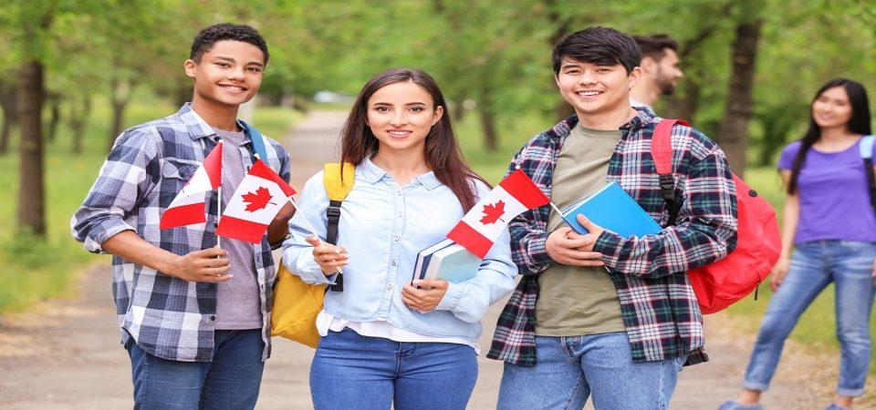 دانشجویان خارجی در کانادا