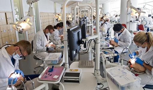شرایط تحصیل دندانپزشکی در چین