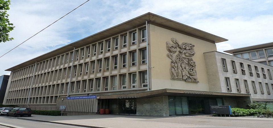 بورسیه موسسه ملی علوم کاربردی فرانسه