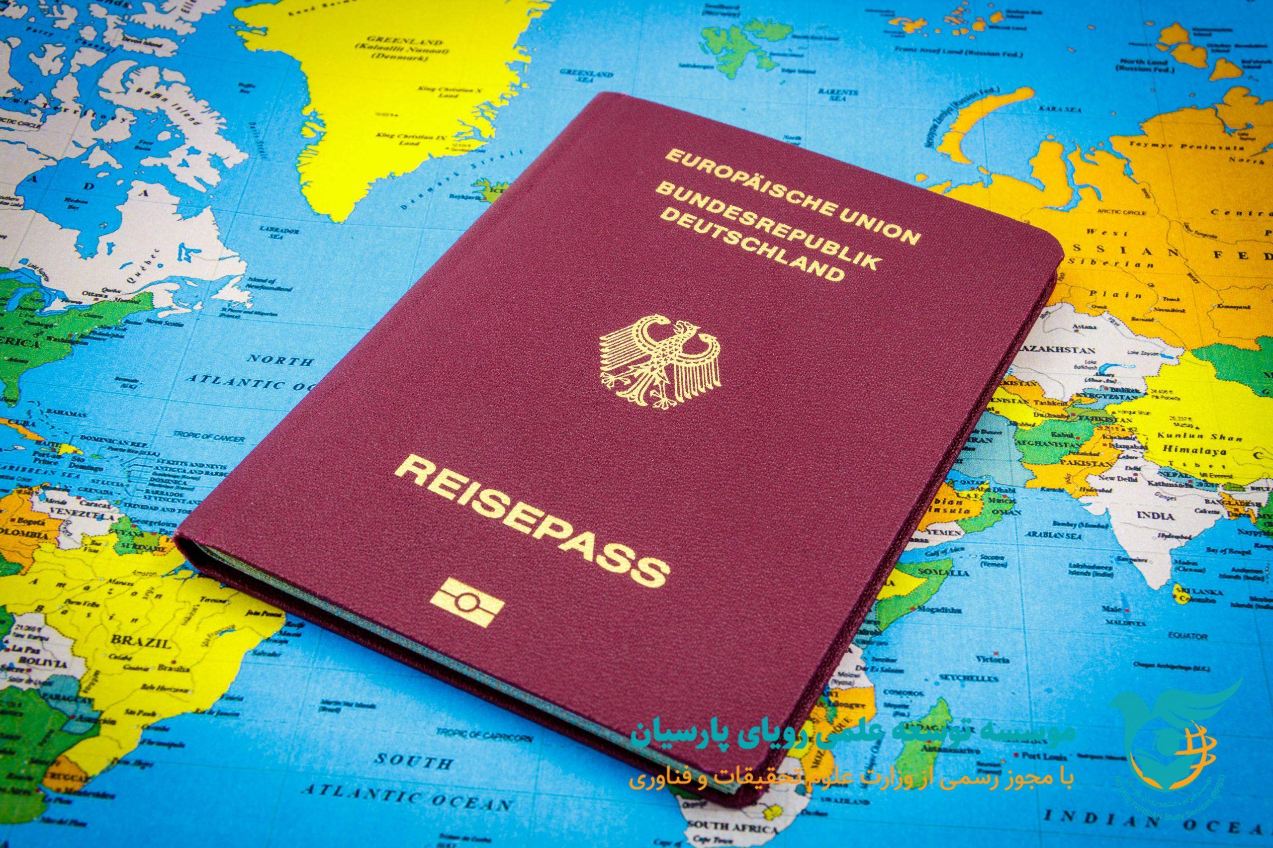 ویزای دانشجویی آلمان